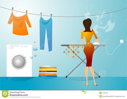 LAUNDRY  & IRONING SERVICES from SPARKLE UNIQUE