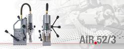 EUROBOOR PNEUMATIC MAGNETIC DRILL MACHINE AIR.52/3 from ADEX  PHIJU@ADEXUAE.COM/ SALES@ADEXUAE.COM/0558763747/0564083305