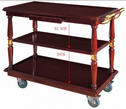 TEA TROLLEY IN DUBAI from AZIRA INTERNATIONAL