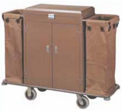 Housekeeping Trolley, Laundry Trolley from AZIRA INTERNATIONAL
