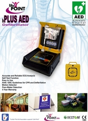 AED Machine  Automated External Defibrillator