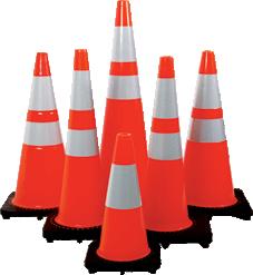 Traffic Cones in Sharjah