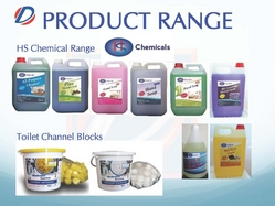 HS Chemical Products In GCC