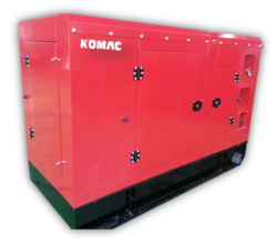 Generator from BLUE TRIANGLE GENERAL TRADING LLC