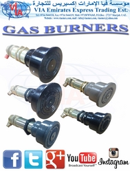 GAS BURNER SUPPLIERS IN UAE from VIA EMIRATES EXPRESS TRADING EST