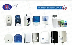 Washroom Product And Soap Dispenser In UAE