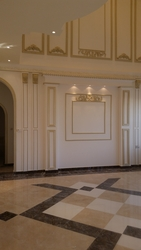 WALL DESIGNING from AL FANNAN GYPSUM & FALSE CEILING WORKS