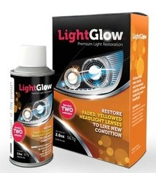 Headlight Restoration Kit - Lightglow from REDTRONIC LLC