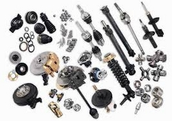 SPARE PARTS MACHINERY AND EQUIPMENT from SAHNI GENERAL TRADING