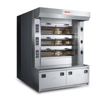 ELECTRIC DECK OVEN IN ABU DHABI from EAST GATE BAKERY EQUIPMENT FACTORY