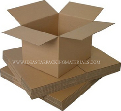 Carton manufacturers in Dubai from IDEA STAR PACKING MATERIALS TRADING LLC.
