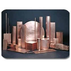 Beryllium Copper Alloys from NANDINI STEEL