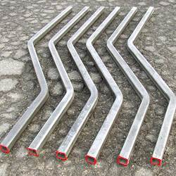 Square Pipes from NANDINI STEEL