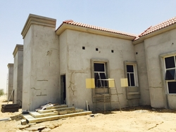 PAINTING SERVICES IN UAE from WHITE METAL CONTRACTING LLC