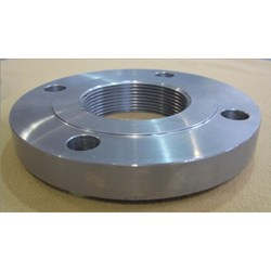 Threaded Flanges from NANDINI STEEL