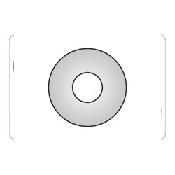 Flat Round Washer