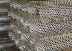 Filter Elements / Filter Tubes from RAJESH STEEL