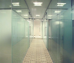 GLASS PARTITION UAE  from WHITE METAL CONTRACTING LLC