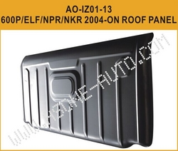 Metal Roof Panel For ISUZU 600P/ELF/NKR/NPR  from YANGZHOU ASONE IMPORT&EXPORT CO.,LTD.