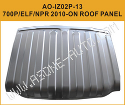 High Quality Steel Roof Panel For ISUZU 700P from YANGZHOU ASONE IMPORT&EXPORT CO.,LTD.