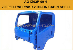 Truck Cabin ISUZU N-Series NPR/NKR/NLR 3.5T-8.9T from YANGZHOU ASONE IMPORT&EXPORT CO.,LTD.
