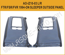 Best Price ISUZU FTR/FSR/FVR Sleeper Outside Door from YANGZHOU ASONE IMPORT&EXPORT CO.,LTD.