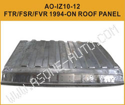 Hot Selling Metal Roof Panel For Isuzu FTR/FSR/FVR from YANGZHOU ASONE IMPORT&EXPORT CO.,LTD.
