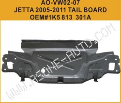 AsOne VW JETTA A5 Tail Board For Car Metal Parts  from YANGZHOU ASONE IMPORT&EXPORT CO.,LTD.