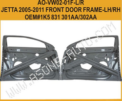 Direct Supplier Front Door Frame( L ) For JETTA A5 from YANGZHOU ASONE IMPORT&EXPORT CO.,LTD.