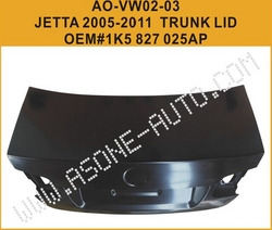 Replacement Trunk Lid For Volkswagen Jetta A5  from YANGZHOU ASONE IMPORT&EXPORT CO.,LTD.