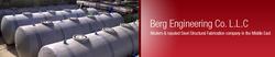 STEEL FABRICATION IN UAE from BERG ENGINEERING CO LLC