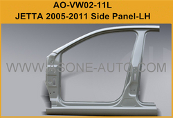 Good Price Motor Front Side Panel For JETTA A5 from YANGZHOU ASONE IMPORT&EXPORT CO.,LTD.