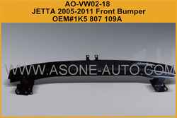 Auto Accessories Front Bumper Bracket VW JETTA A5 from YANGZHOU ASONE IMPORT&EXPORT CO.,LTD.