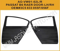 AsOne Steel Car Back Door For VW PASSAT B6 2006-ON from YANGZHOU ASONE IMPORT&EXPORT CO.,LTD.