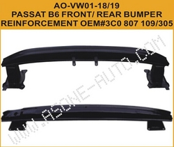 AsOne VW PASSAT B6 Rear Bumper Bracket from YANGZHOU ASONE IMPORT&EXPORT CO.,LTD.