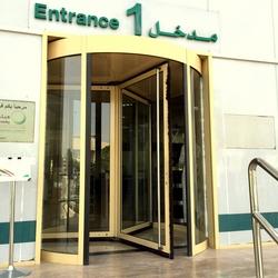 REVOLVING DOOR SUPPLIER IN UAE
