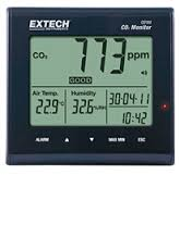 Desktop Indoor Air Quality CO2 Monitor from ADEX  PHIJU@ADEXUAE.COM/ SALES@ADEXUAE.COM/0558763747/05640833058