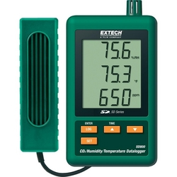 CO2/Humidity/Temperature Datalogger from ADEX INTL  PHIJU@ADEXUAE.COM/0558763747/0564083305