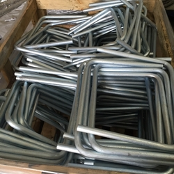 MANHOLE RUNG from METALLIC BOLTS INDUSTRIES LLC