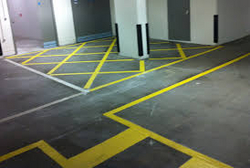 EPOXY LINE MARKING UAE  from WHITE METAL CONTRACTING LLC