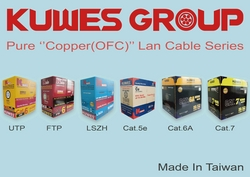 KUWES BULK CABLE SUPPLIERS IN UAE, UTP, FTP, SFTP