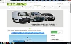 HYDRAULIC SYSTEM REPAIR  from EMIRATESGREEN ELECTRICAL & MECHANICAL TRADING