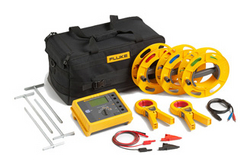 Earth Ground Testers - FLUKE suppliers in Dubai from SYNERGIX INTERNATIONAL