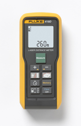 Laser Distance Meters - Fluke 419D from SYNERGIX INTERNATIONAL