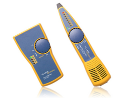 IntelliTone™ Pro Toner and Probe - Fluke Networks from SYNERGIX INTERNATIONAL