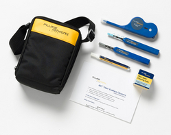 Fiber Optic Cleaning Kits - Fluke Networks from SYNERGIX INTERNATIONAL