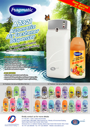 Automatic Air Freshener Dispenser Supplier In UAE