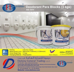 Deodorant Para Blocks Supplier In UAE