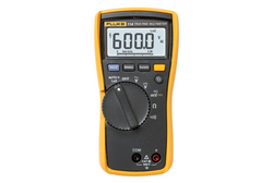 Electrical Multimeters - FLUKE from SYNERGIX INTERNATIONAL