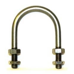Stainless steel U Bolts from AL NAJIM AL MUZDAHIR HARDWARE TRADING LLC